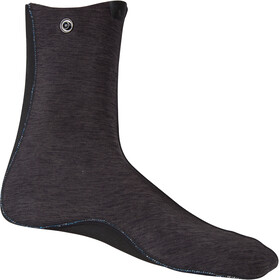 NRS HydroSkin 0.5 Chaussettes, charcoal heather